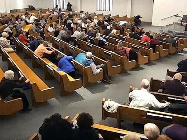 (Iglesia de Cristo West Freeway/Cortesía de la Autoridad Policía vía AP)