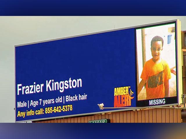 Kingston Frazier