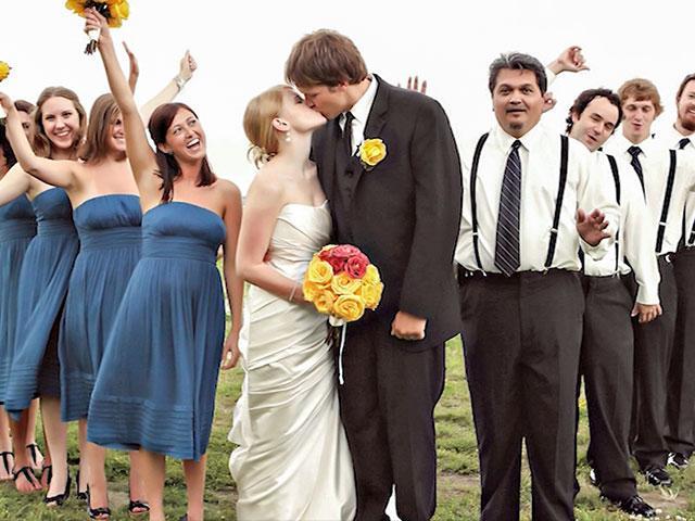 Frugal Weddings Buck National Trend