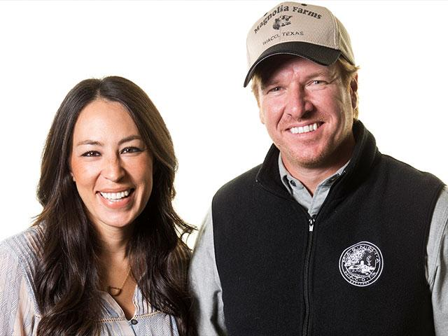 Joanna and Chip Gaines. (AP Photo)
