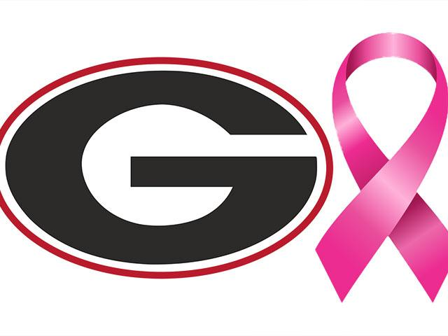 Georgia Bulldogs - Cancer Awareness
