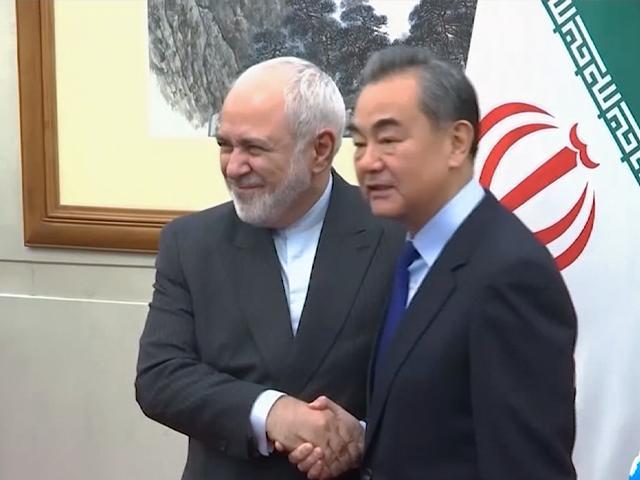 China-Iran Alliance