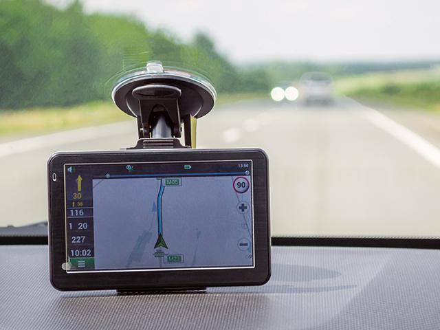 dashboard gps navigation for car