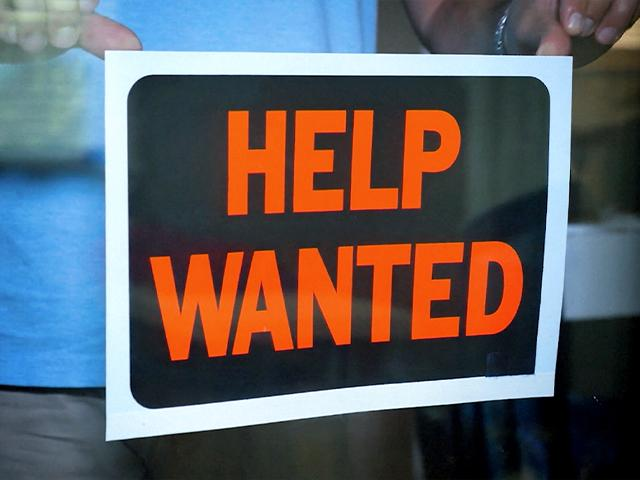 Businesses are struggling to hire