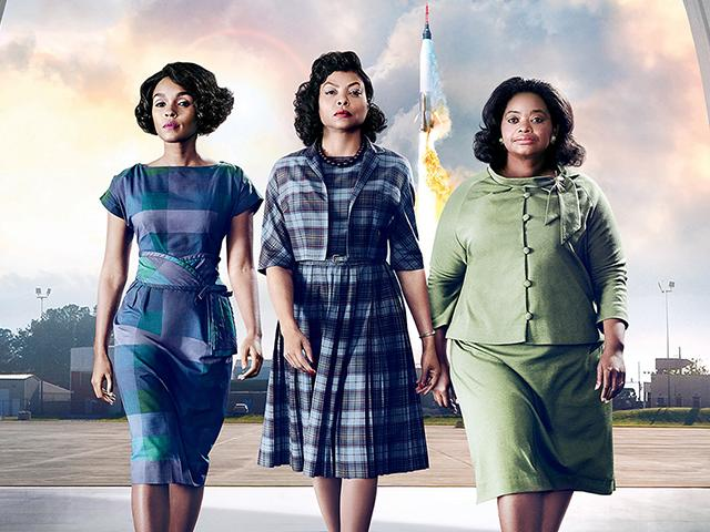Hidden Figures, christian movie reviews