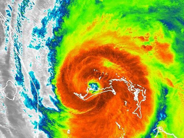Hurricane Dorian (Image: NOAA)