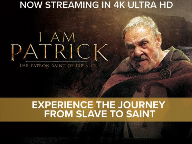 I Am Patrick - 4K Ultra HD