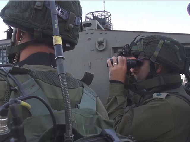 Israeli Security Forces, IDF Screen Capture