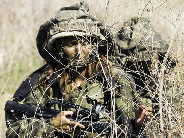 Training for Combat, Photo, IDF Facebook