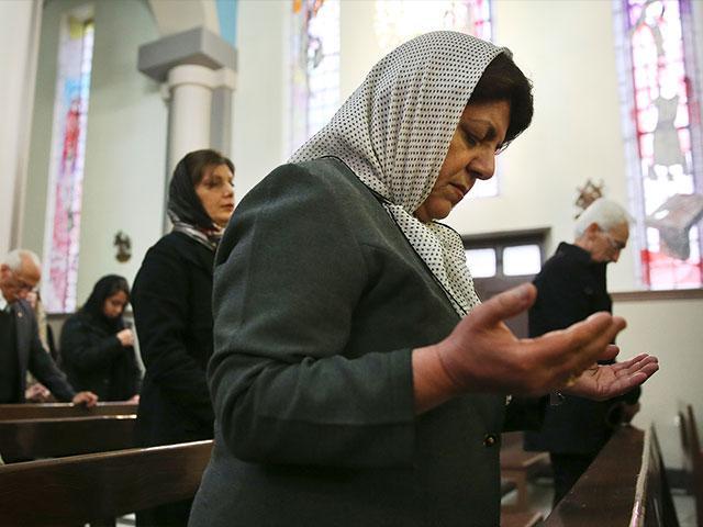 iran christians