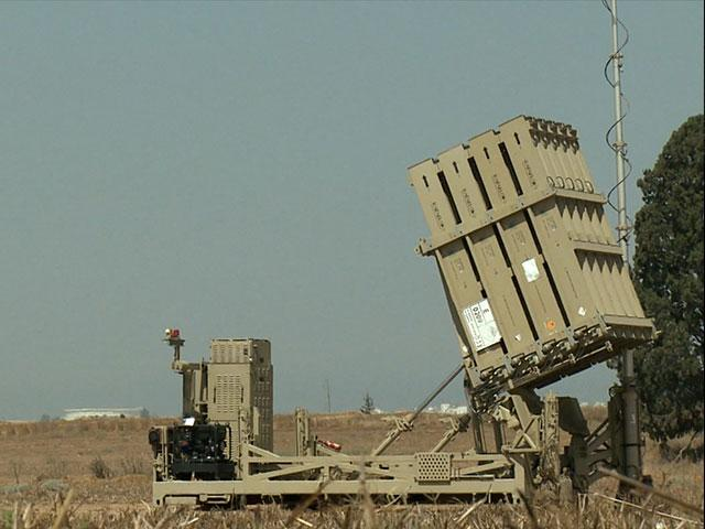Iron Dome, CBN News, Jonathan Goff
