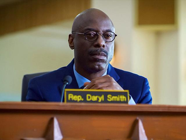 """Actor Isaiah Washington stars in """"God's Not Dead: We the People"""""""