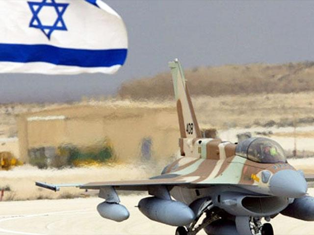 Israel F-16, Courtesy Israel Air Force