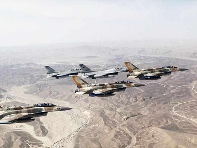 Courtesy IAF