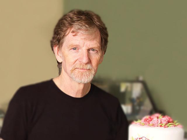 Jack Phillips Cake Baker
