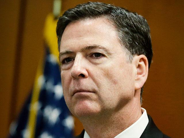 Former FBI Director James Comey. (AP Photo)