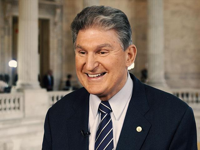 Sen. Joe Manchin, (D) WV