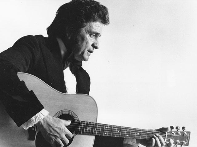 Johnny Cash. (AP Photo)