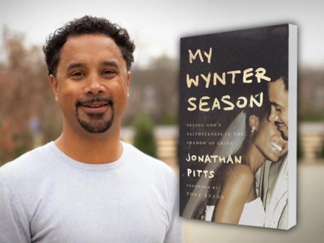 Jonathan Pitts and book My Wynter Season