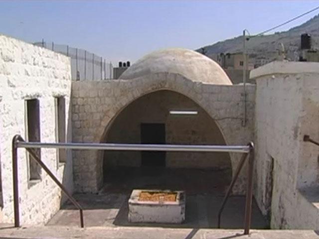 Joseph's Tomb, screen capture