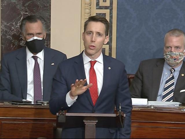 Image Source: (Senate Television via AP)
