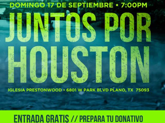 Reconocidos cantantes latinos unirán sus voces a favor de Houston