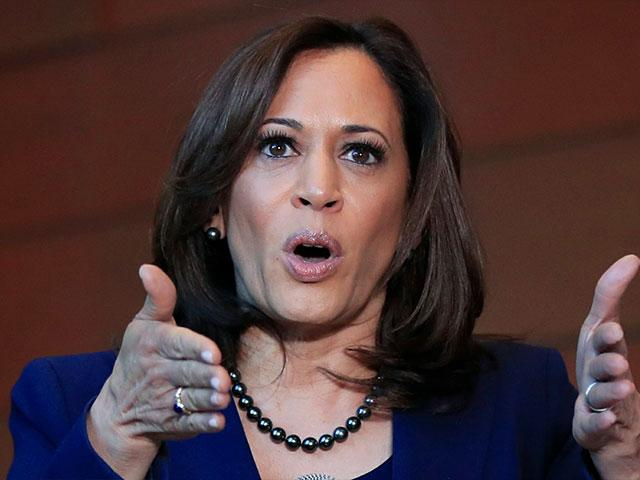 California Democratic Sen. Kamala Harris (Photo: AP)