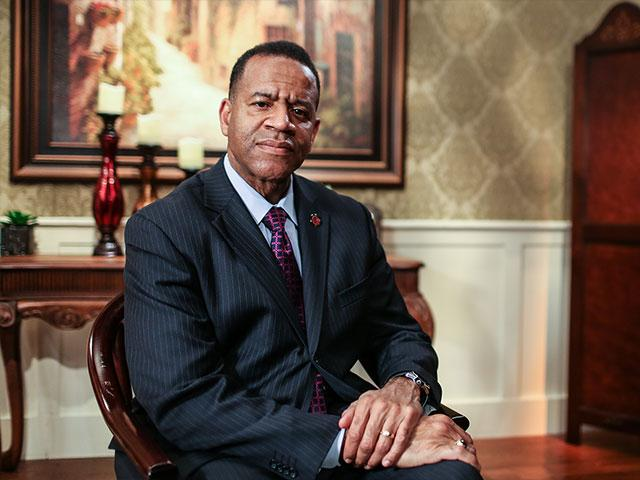 Kelvin Cochran. Image courtesy: Alliance Defending Freedom