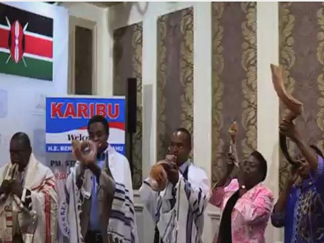 Evangelical Christians in Kenya, screen capture