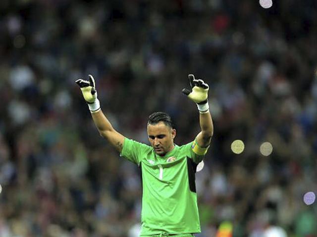 Keylor Navas, guardameta del Real Madrid. (Facebook: Keylor Navas)