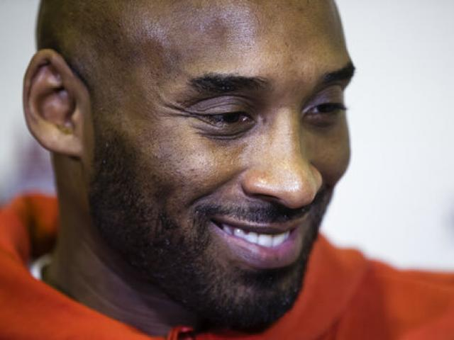 Former Los Angeles Lakers' star Kobe Bryant, March 21, 2019. (AP Photo/Matt Rourke)
