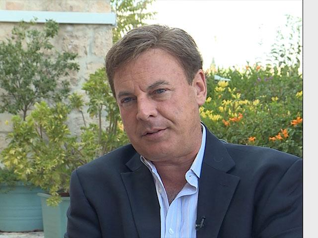 Lance Wallnau, CBN News image