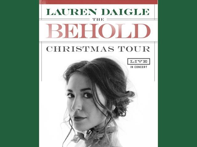 Lauren Daigle Christmas 2021
