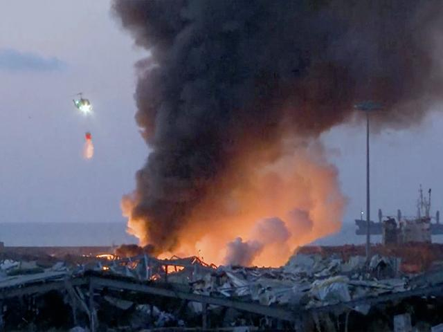 Port of Beirut Explosion