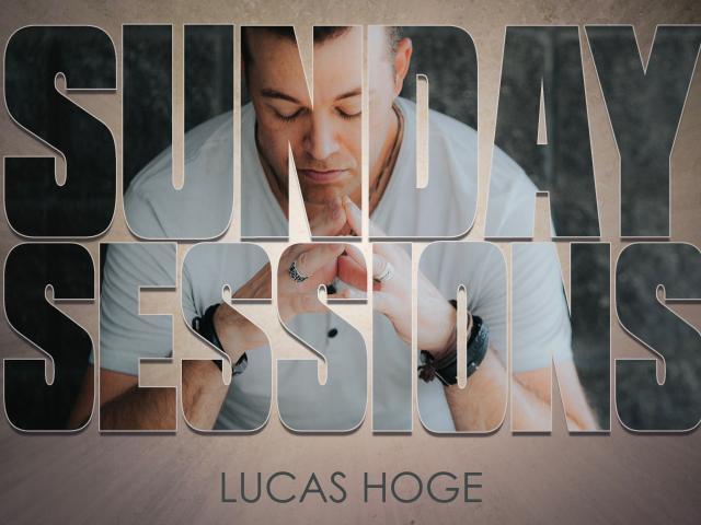 Lucas Hoge Sunday Sessions album