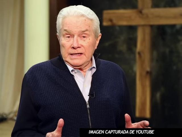 Evangelista Luis Palau revela que tiene cáncer.