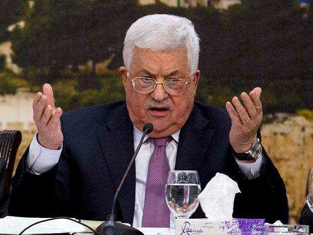 Mahmoud Abbas, Photo, AP