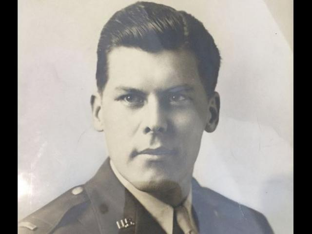 Army Maj. Stephen Uurtamo will be buried in Arlington National Cemetery on Tuesday, seven decades after being taken prisoner in the Korean War. AP Photo.