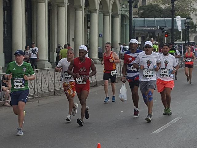 Marabana 2017, La Habana, Cuba.