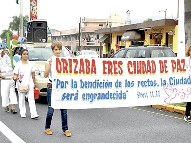 Foto tomada de El Sol de Orizaba.