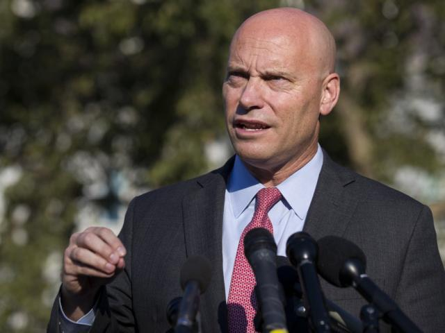 Marc Short, chief of staff for Vice President Mike Pence (AP Photo/Alex Brandon, File)