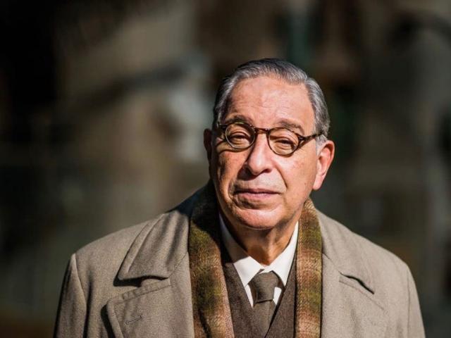 Max McLean as C.S. Lewis