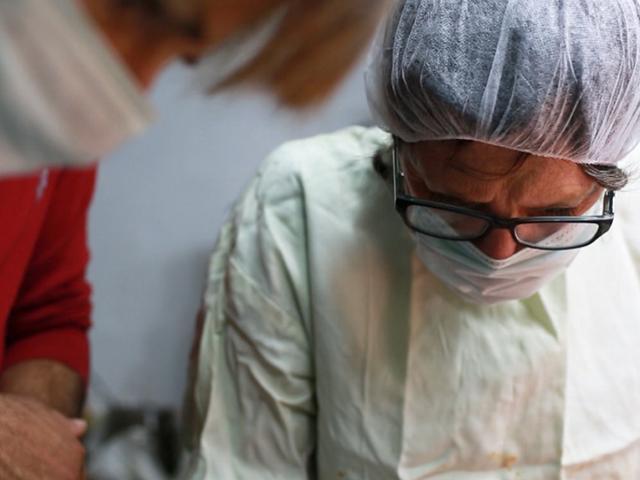 Resultado de imagen para Médicos cristianos junto al ejército israelí realizan una riesgosa misión para ayudar a su prójimo