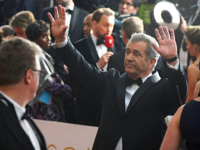Actor/Director Mel Gibson took steps to redeem himself after the anti-Semitic rant he made during his arrest on suspicion of drunken driving in 2006.  He offered public apologies and met with members of the Jewish community.  AP file photo.