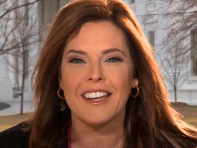 White House Director of Strategic Communication Mercedes Schlapp
