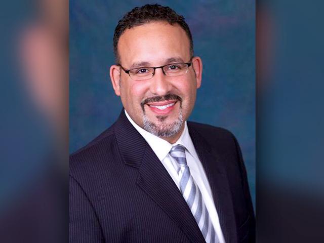Dr. Miguel Cardona has been serving as Connecticut's Commissioner of Education (Photo via CT.edu)