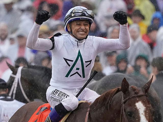 Jockey Mike Smith
