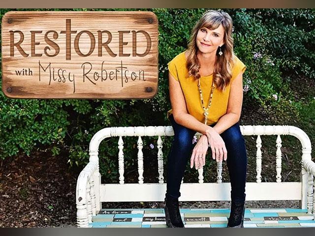 Missy Robertson. (Image credit: Pure Flix Insider)