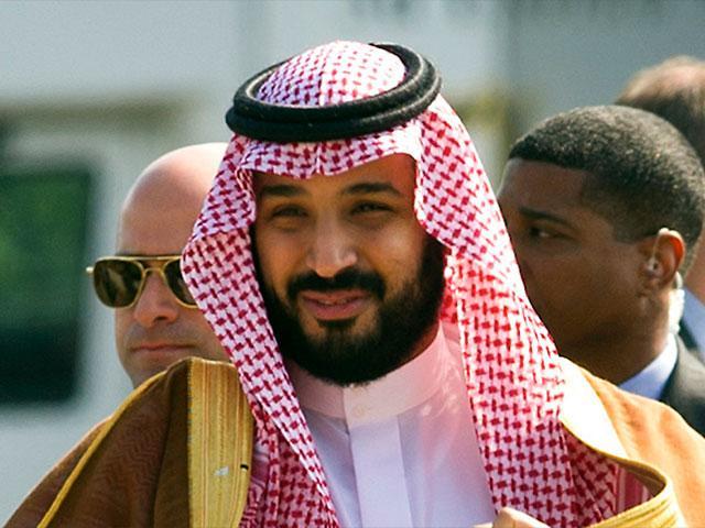Saudi Prince Mohammed bin Salman, Photo, AP