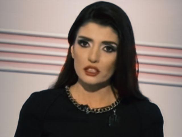 Nadine Al-Budair, Saudi journalist and TV host